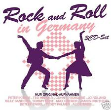 Rock And Roll In Germany von Various Artists 3CDs