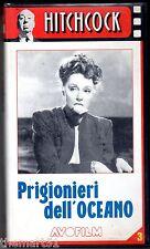 Prigionieri dell'oceano (1944) VHS AVO film - Hitchcock