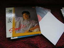 LP Pop Jacky Cheung Smile POLYDOR HONGKONG