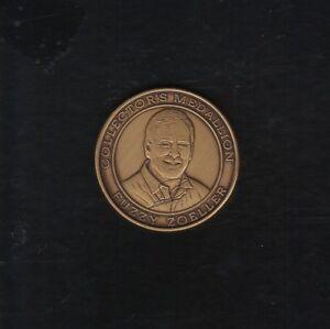 Fuzzy Zoeller PGA Golf Coin