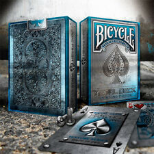 Carte Bicycle Metal Deck Blue by Collectable P. C.