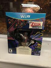 Legend of Zelda The Wind Waker HD Limited Edition Wii U Ganondorf Figure SEALED!
