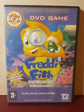 Fredi Fish - The Case of the Haunted School House - DVD  - (J21)
