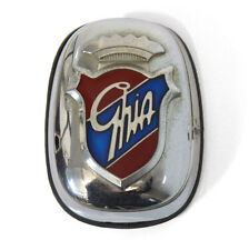 Used Ford NL Fairlane Ghia Boot Lock Genuine Badge Chrome Spares Emblem