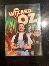 The Wizard of Oz DVD Judy Garland New Sealed RIP SEAL SIDE OF THE BOX