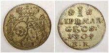 1804 BR Mariengroschen Lippe-Detmold Paul Alexander Leopold II. KM 229.
