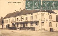 CPA 21 SAULIEU HOTEL DE LA COTE D'OR