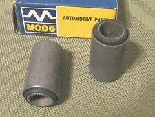 New 1960 Mercury idler arm bushing lot, genuine Moog!