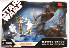 Star Wars Battle Pack Ambush on Ilum  MISB 30th Ann     1217