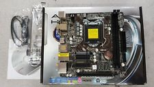 ASRock H87M-ITX 1150 Socket Intel Carte mère