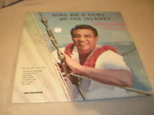 Alfred Apaka Sing Me A Song of the Islands MCA Records / MCA-151