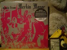 "MERKIN Music From Merkin Manor LP/Rare 1973 US ""West Coast"" Melodic Psych Rock"