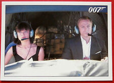 JAMES BOND - Quantum of Solace - Card #057 - Camille Pulls Out A Map