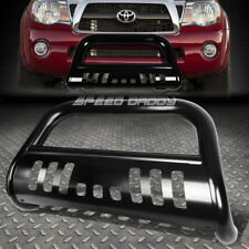 "FOR 05-15 TOYOTA TACOMA TRUCK 2WD/4WD BLACK 3"" BULL BAR PUSH BUMPER GRILLE GUARD"