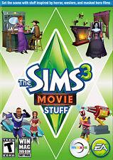 Los Sims 3: Movie Stuff (PC/Mac, región libre) Origin clave de descarga