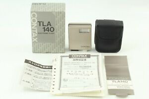 [TOP Mint in Box w/Case] Contax TLA 140 Shoe Mount Flash G1 / G2 From Japan