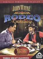 John Wayne - Rodeo Racketeers (DVD)