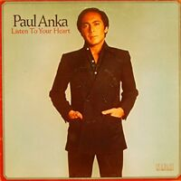 PAUL ANKA-LISTEN TO YOUR HEART-JAPAN CD Ltd/Ed