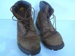 Timberland Men's 6-Inch Premium Waterproof Boots 12061 Wheat Size 13M