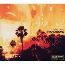 RYAN ADAMS - ASHES & FIRE CD 11 TRACKS NEU