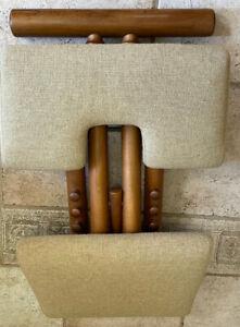 Ergonomic Vintage Kneeling Chair * mid-century modern * possible Stokke Balans