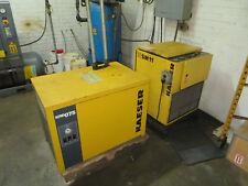 Kaeser Air Compressor model SM11 with KRD-075 Air Chiller Dryer Air & Receiver