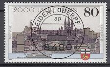 BRD 1989 MER. n. 1402 timbrato pascoli oberpf 1, CON GOMMA Top! (17135)