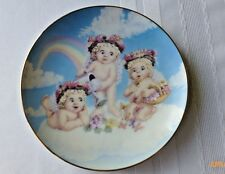 Vintage Hamilton Dreamsicles Plate Collection Blossoms & Butterflies by Kristin