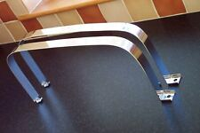 vw mk1 caddy pickup Stainless Fuel Tank Straps .