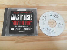 CD Rock Guns N' Roses - Ain't It Fun (1 Song) Promo GEFFEN / USA