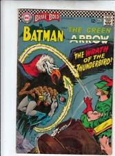 Brave and Bold #71 The Batman Green Arrow strict Vg/Fn 5.0