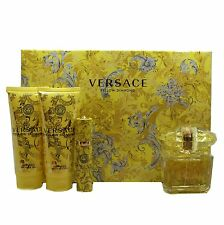 Versace Yellow Diamond Fragrance Gift Sets for Women | eBay