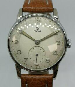 Tudor Vintage Manual Wind Wristwatch