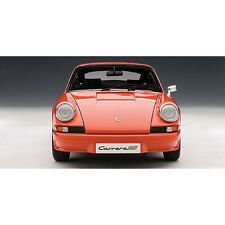 1973 Porsche 911 Carrera RS 2.7 1973 in Orange (Standard Version) in 1:18 Scale