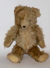 Antico Teddy orsetto Orsacchiotto Orsi 34 cm Orso di stoffa tessuto
