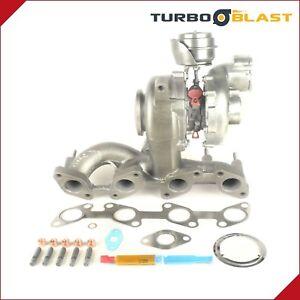 Turbolader VW Passat Golf Touran 2.0 TDI 140PS 724930 03G253010J 03G253014H