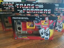 Hasbro Transformers G1 Autobot Blaster Action Figure New Sealed