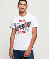 Superdry Mens 34St Goods T-Shirt
