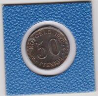 50 Pfennig Wattenscheid 1920 Stadt Notgeld Kriegsgeld Funck 579.6b