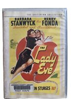The Lady Eve (DVD, 2001, Criterion Collection)