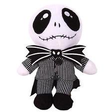 "8"" Nightmare Before Christmas Baby Standing Jack Skellington Plush Doll Top Gift"