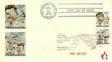 US FDC #C96a Wiley Post, Andrews (6995)