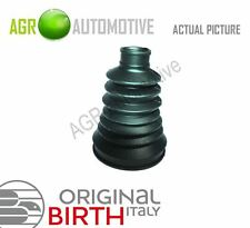BIRTH FRONT AXLE DRIVESHAFT CV JOINT BOOT OE QUALITY REPLACE 7274/A
