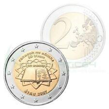 2 Euro Commémorative IRLANDE 2007 Traité de Rome - UNC NEUVE