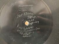 Charlie Johnson Orch - Molasses Unissued Poly Victor Master Test Pressing 78 HOT