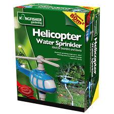 Helicopter Rotating Garden Lawn Water Sprinkler - 360 Motion