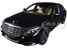 MERCEDES MAYBACH S CLASS S600 BLACK 1/18 MODEL CAR BY AUTOART 76293