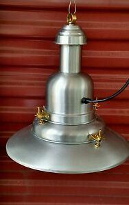 Pendant Aluminum Industrial Steampunk Style Hanging Lamp