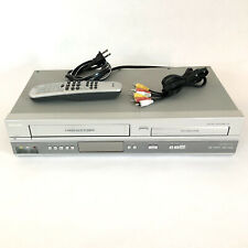 Philips DVP3345V DVD VHS Player 4-Head VCR Combo with Remote and RCA Cables