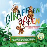 ROGER CICERO/THE BOSSHOSS/FLO MEGA/+ - GIRAFFENAFFEN  CD KINDERLIEDER  NEU
